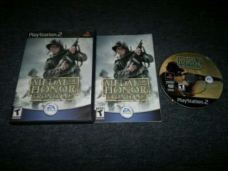 medal of honor frontline completo para play station 2,checa