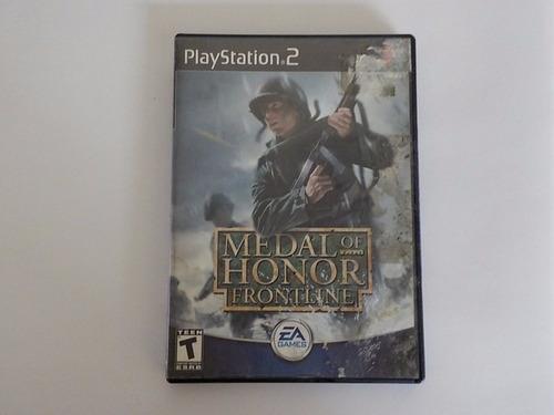 medal of honor frontline en game reaktor