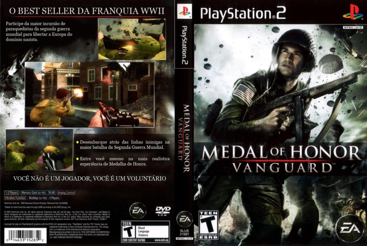 Medal of honor vanguard (2007) ps2 » скачать бесплатно игры для.