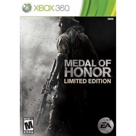 medal of honor xbox 360 nuevo sellado