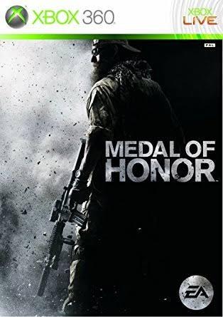 medal of honor xbox360 europeu