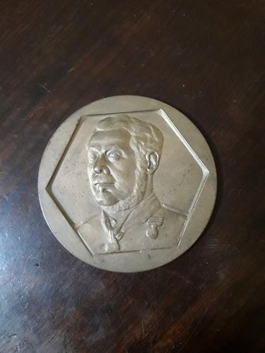 medalha 1980 100 anos falecimento duque de caxias exército