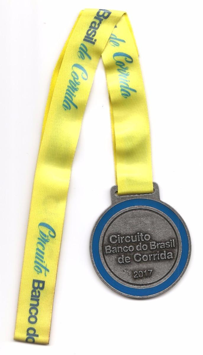 Circuito Banco Do Brasil : Medalha circuito banco do brasil de corridas r em