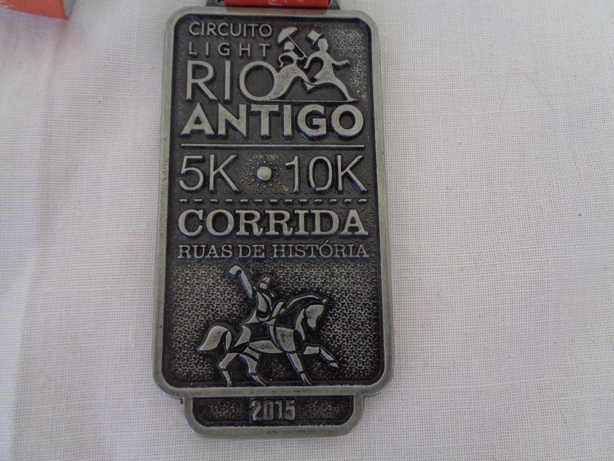 Circuito Rio Antigo : Medalha circuito light rio antigo 5k . 10 k r$ 20 00 em mercado