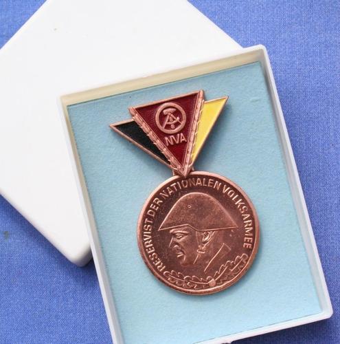 medalha ddr army service