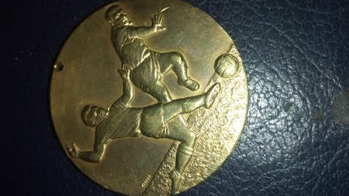medalha de artilheiro 1965