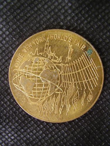 medalha feira mundial de nova iorque 1965