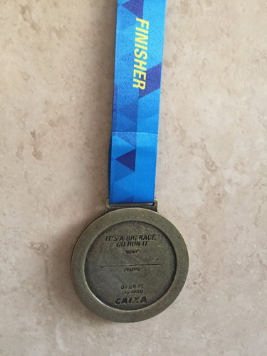 medalha golden four asics 2015 etapa são paulo