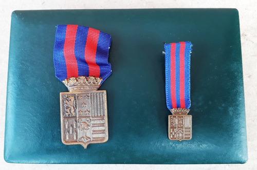 medalha pacificador duque caxias militaria s/ barreta roseta