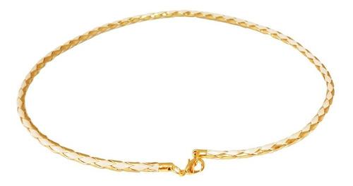 medalha santa rita de cassia ouro peq e corrente