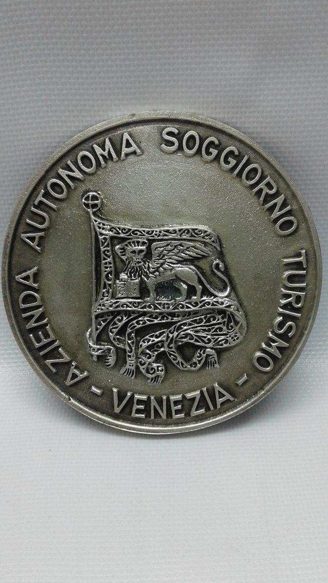 Medalha venezia azienda autonoma soggiorno turismo r for Soggiorno venezia