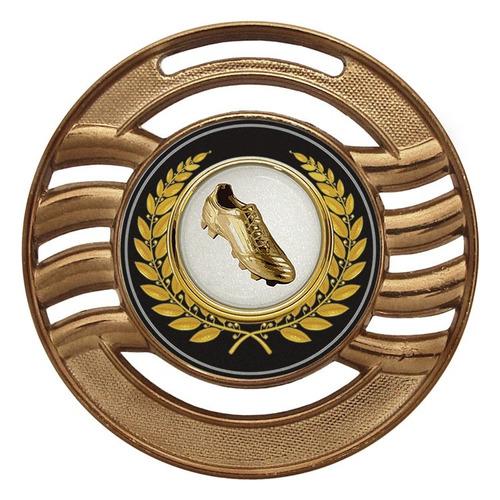 medalha vitoria 65mm ouro/prata/bronze - com fita unid