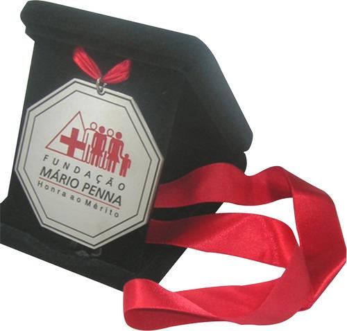 medalhas personalizadas em aço inox e ou resinadas