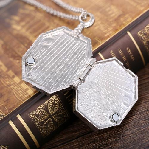medalhão horcrux voldemort salazar sonserina harry potter