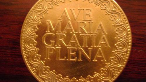 medalla 22 moneda coleccion notre dame de paris año 2011