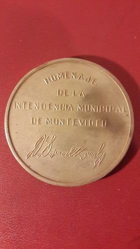 medalla 250 años cabildo 1980, 49 mm, mt138