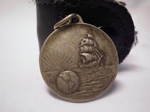medalla 37° viaje fragata sarmiento 1936/1937