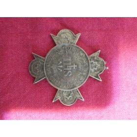 Medalla A La Virtud Y El Merito Colegio San Ignacio