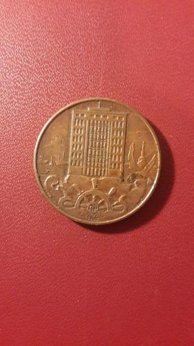 medalla administración de puertos 1966, mt077