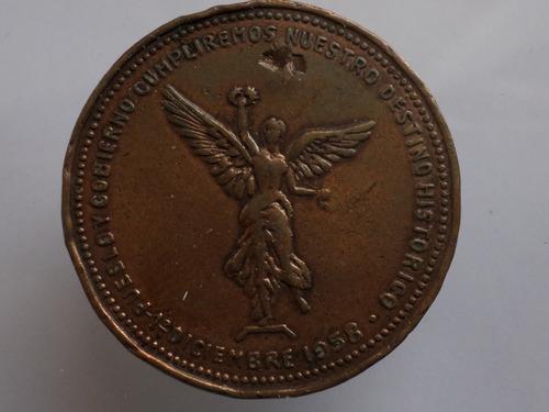 medalla  adolfo lopez mateos 1964