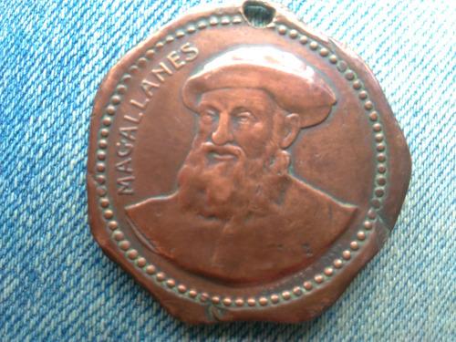 medalla antigua argentina