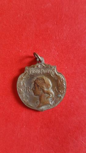 medalla antigua-colonia emilia-(# 059)
