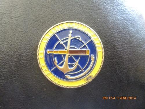medalla armada de mexico inteligencia naval (c31