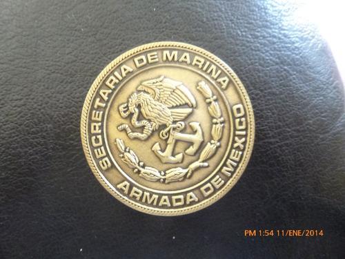 medalla armada de mexico inteligencia naval (ch192