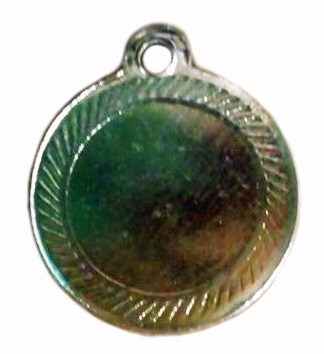 medalla bases de 39 mm