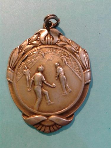 medalla campeonato casa chiavolini año 1939
