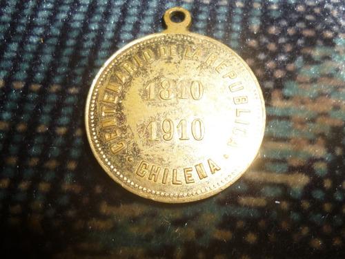 medalla centenario de la independencia