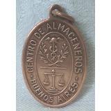 medalla centro de almaceneros 1942 cincuentenario