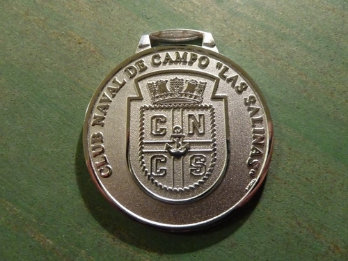medalla club naval de campo las salinas oferta!! - vp