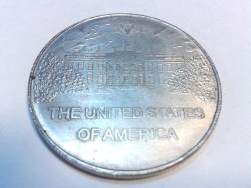 medalla conmemorativa ulysses grant presidente usa