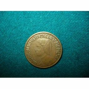 medalla dante alighieri