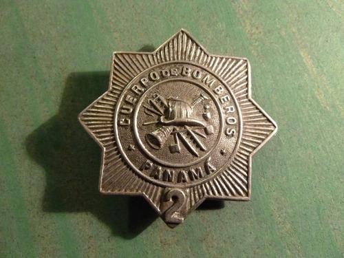 medalla de bomberos panamá - vp