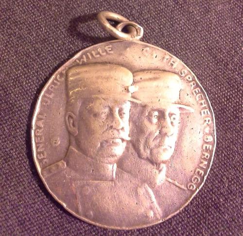 medalla de la 1° guerra mundial
