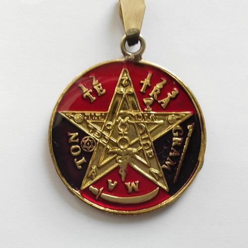 medalla de la santa muerte en chapa de oro unica pieza en ml