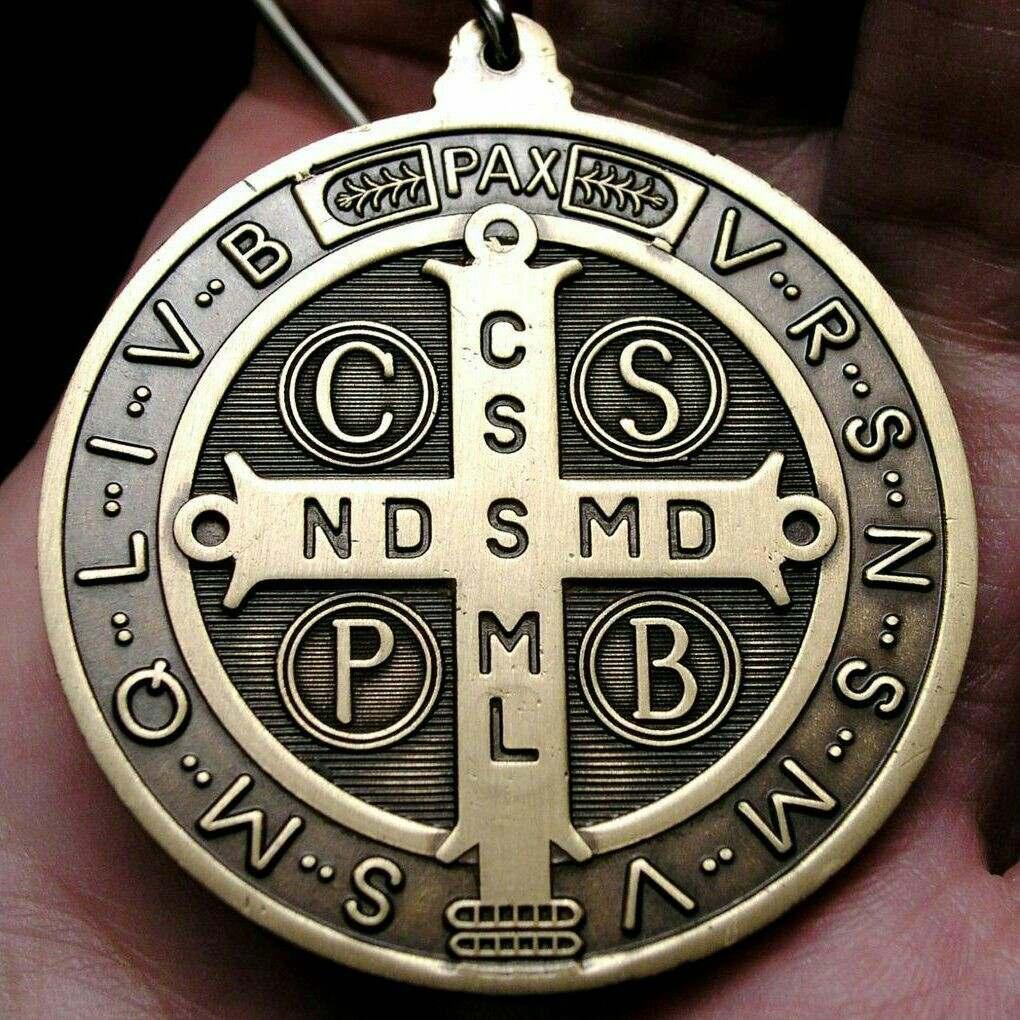 280d92d5bc6 Medalla De San Benito