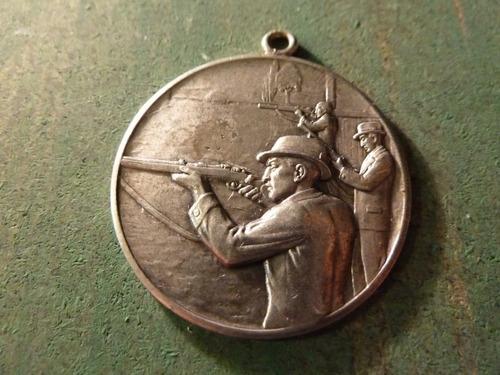 medalla de tiro - vp