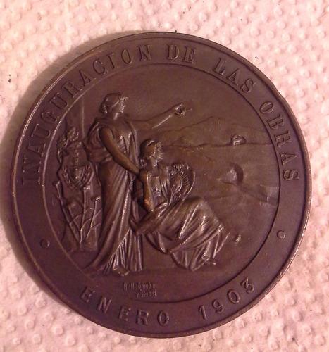medalla del ferrocarril de jujuy a bolivia