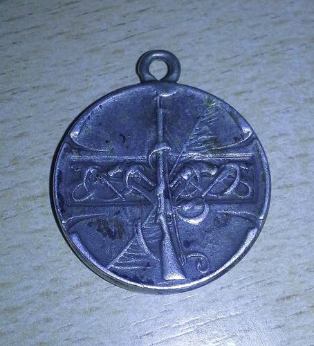 medalla del tiro federal argentino