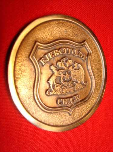 medalla ejercito de chile comando ingenieria