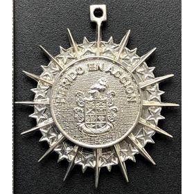 Medalla Ejército Nacional Herido En Acción