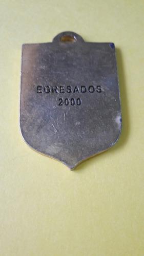 medalla e.t. nº 28 república francesa