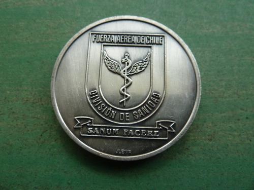 medalla fuerza  aerea chile sanidad - vp
