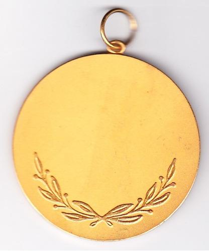 medalla fuerza aerea de chile tiro al vuelo diame 4,5centi
