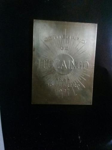medalla general alvear