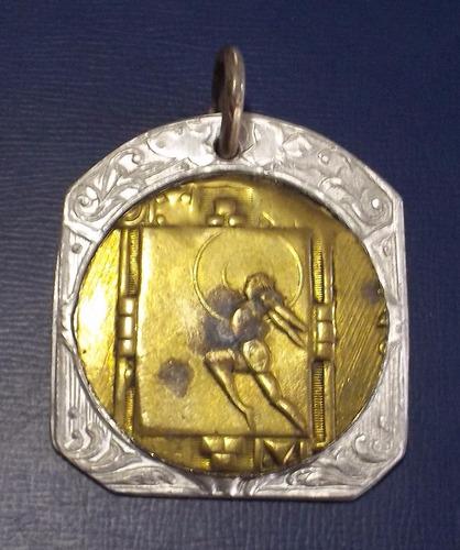 medalla - gimnasia artística plaza 5 (2005)