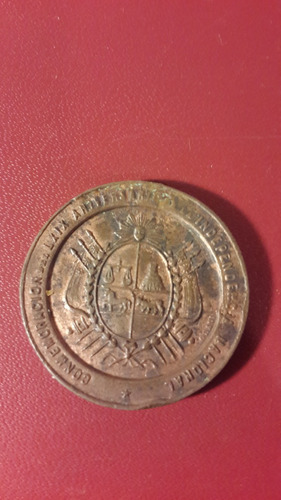 medalla independencia 1894, mt181